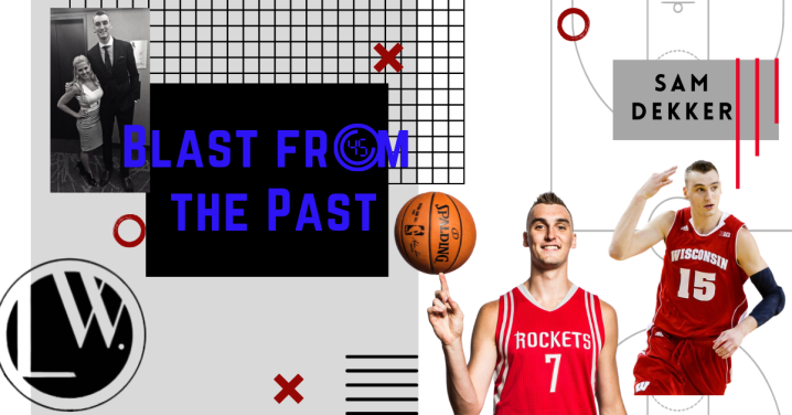Blast from the Past: Style Stories with NBA Player, SamDekker